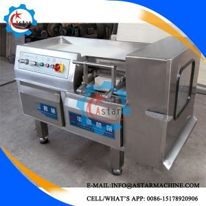 Beef Poultry Frozen Meat Dicer Machine pictures & photos