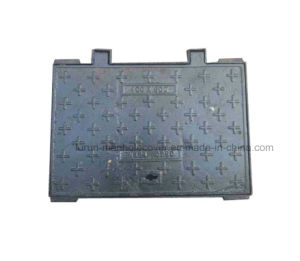 SGS Security SMC Square Sanitary Sewer Manhole Cover pictures & photos
