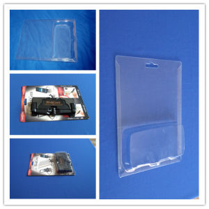 Sliding Blister Packing Clear Card Insert Blister Packing pictures & photos