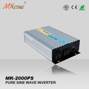 off Grid 2000W 12V 230V Pure Sine Wave Inverter with CE RoHS Approved