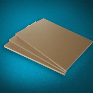 WPC Shuttering Sheet Plastic Board and Panel pictures & photos
