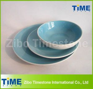 12PCS Fine Colorful Ceramic Dinnerware Set pictures & photos