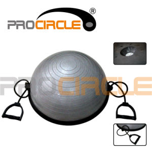 Functional Training Half Yoga Ball Bosu Balance Trainer (PC-BB2001) pictures & photos