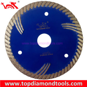 Diamond Turbo Cutting Blades pictures & photos