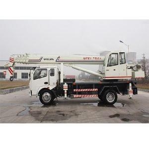 Good Quality Gnqy-C12 12ton Automobile Crane for Sale pictures & photos