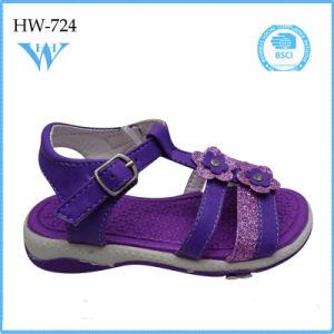 Latest Design Excellent Quality Kids Sandals Shoes pictures & photos