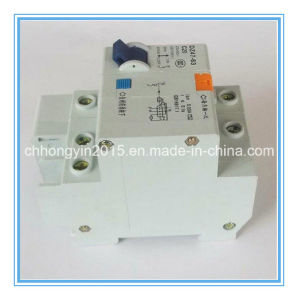 Dz47 1p+N 20A MCB CE Approval Miniature Circuit Breaker pictures & photos