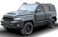 Armored SUV, 4 Wheel Drive, Armored Vehicle From China / (TBL5033XSW)