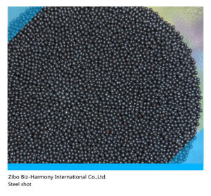 China Cast Steel Shot S660, Steel Abrasive, Steel Grit for Shot Blasting Equipment pictures & photos