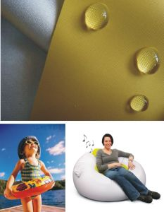Inflatable Furniture/Sofa PVC Tarpaulin Fabric