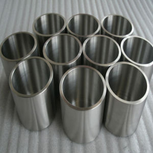 China Manufacture 99.95% Molybdenum Crucible for Sapphire Growing Furnace pictures & photos