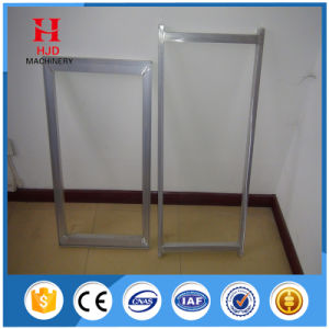 Aluminum Frame for Screen Printing Press with Hjd-N pictures & photos