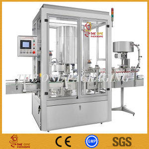 Fully Automatic Rotary Capper Screw Press in Line Capping Machine pictures & photos