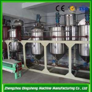 Pot Unit Small Scale Edible Oil Refinery Hotsale in Africa pictures & photos