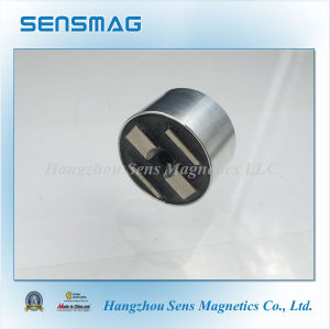 Permaent Magnetic NdFeB Assembly Magnet with RoHS pictures & photos