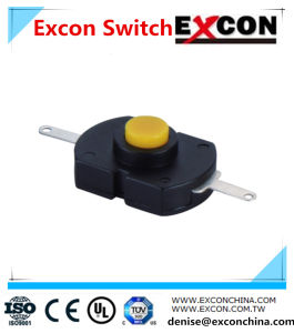 Dustproof Waterproof Excon Micro Tact Switch/ Push Switch/ Touch Switch pictures & photos