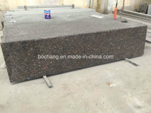 Baltic Brown Granite Prefab Countertop pictures & photos