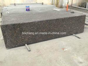 Baltic Brown Granite Prefab Countertop pictures & photos