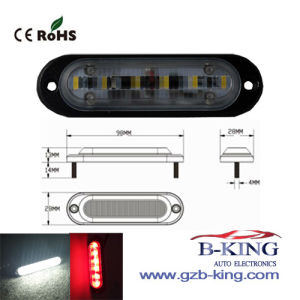New IP68 9W LED DRL Light Brake Light pictures & photos