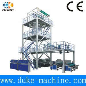 Multi-Layer Co-Extrusion Film Blowing Machine