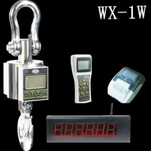 Wireless Crane Scales, Tension Scale, 1t~10t (WX-1W) pictures & photos