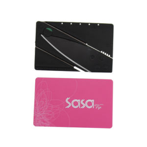 Credit Card Pocket Folding Knife pictures & photos