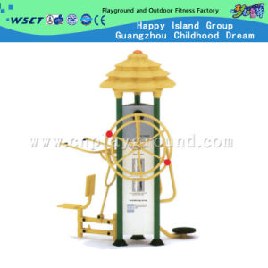Multi-Fucntion 3 Station Outdoor Training Device Fitness Equipment (A-13903) pictures & photos