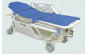 ABS Hospital Medical Patient Stretcher Trolley (F-5) pictures & photos