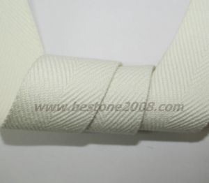 High Quality Cotton Webbing Strap for Bag #1501-63A pictures & photos