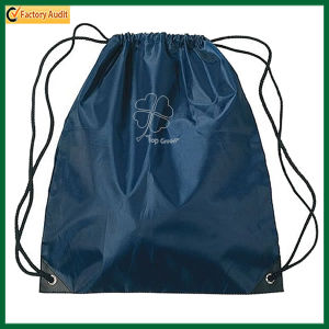 Durable High Quality Drawstring Backpack Bag (TP-dB165) pictures & photos