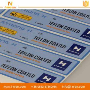 Custom Printed Die Cut Product Sticker