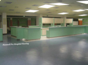 Hot Sale Professional PVC Indoor Hospital / Medical Roll Floor pictures & photos