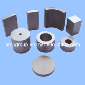 High Working Temp Sintered SmCo Ring Magnet pictures & photos