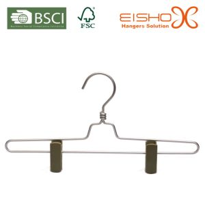 Wire Pant Hanger for Garment Store or Household pictures & photos