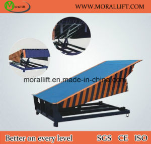 Stationary Dock Leveler for Container Use pictures & photos