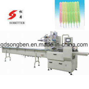 Ice Lolly Packaging Machine with Auto Feeding pictures & photos