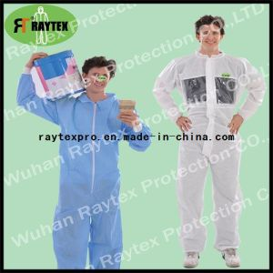 Certified Type 5/6 SMS Disposable Coverall