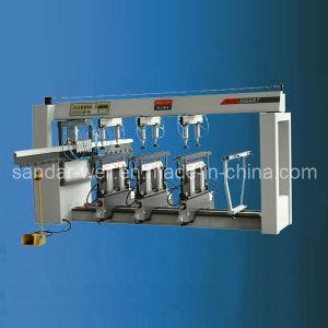 Woodworking Machinery-Multi Boring Machine (B4S)