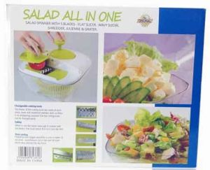 New Kitchen Helper Salad All in One Grater (TV154) pictures & photos