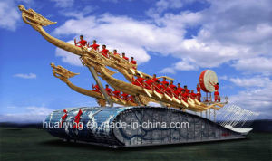 Buautiful Steel Structure Parade Float for Mammoth Parade (Q235B Q345B) pictures & photos