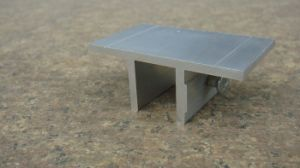 Aluminum Panel Retainer for Exhibition Booth Display Stand (GC-E086) pictures & photos