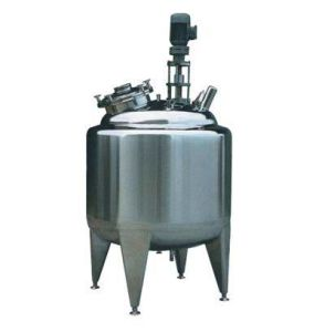 Mixing Tank for Beverage Industry, Pharmaceutical Industry, etc pictures & photos