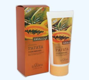 Papaya Whitening Tender Face Cleanser pictures & photos
