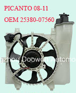 Radiator Fan/Radiator Cooling Fan/Car Electric Fan for KIA Picanto 25380-07560 pictures & photos