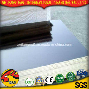 Brown/Black/Red Color Shuttering Plywood/ Film Faced Plywood (18mm, 15mm, 12mm) pictures & photos