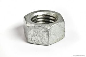 High Strength Stucture Hexagon Nut, DIN6915 pictures & photos
