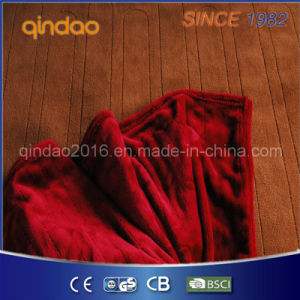 Newest Digital Controller with Ce Certificate Electric Throw Blanket pictures & photos