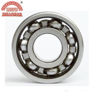 Hot Sale Deep Groove Ball Bearing with Black Corner (6218ZZ) pictures & photos