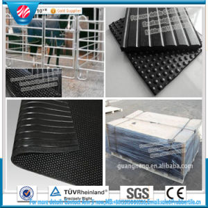 Rubber Stable Mat. Horse Rubber Mat, Animal Rubber Mat pictures & photos