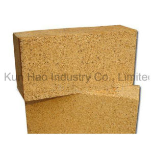 Refractory Fire Clay Brick with Dense Constructure
